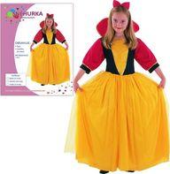 ccb3a6789db7 Šaty na karneval - Princezna Sněhurka 120-130 cm