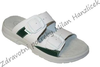 Profi obuv Sante N 517 35 10 bílá od 585 Kč • Zboží.cz 5a6dbd822f