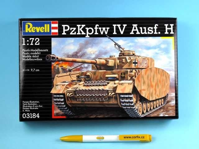 Tabulka porovnávání tanků
