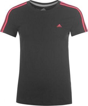 adidas Dámské tričko 3-STRIPE TEE od 480 Kč • Zboží.cz cca717c65c0
