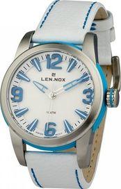 Bílé hodinky Len.Nox • Zboží.cz 62b9898fc25