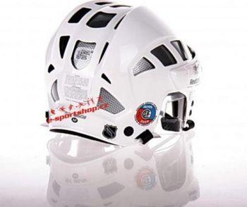 Reebok RBK 6K bílá hokejová helma od 1 330 Kč • Zboží.cz 34d0ac099f