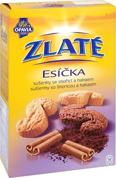31c788f56 Opavia Zlaté Esíčka 220 g od 24 Kč | Zboží.cz