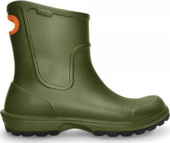 Crocs Wellie Rain Boot Black 679350e0416