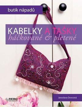 Kabelky a tašky   háčkované a pletené - Jaroslava Dovcová od 142 Kč ... 3e86f9c109d