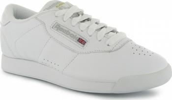 Reebok Princess White. Pohodlné dámské nízké boty ... 412c157826