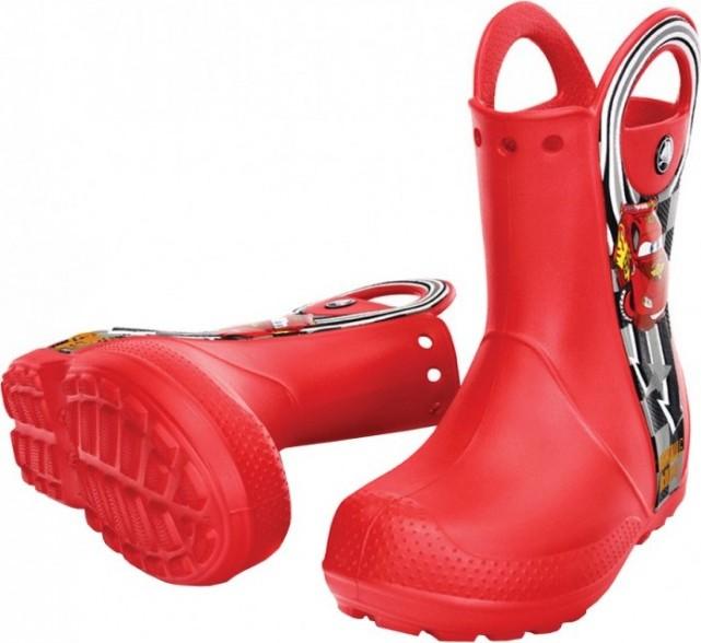 Crocs Červené holínky Handle It McQueen™ Rain Boot Red 14809-610 od 859 Kč  • Zboží.cz 7602090dd1