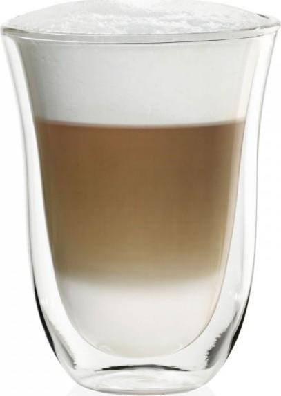 foto delonghi sklenice na latte macchiato zbo cz. Black Bedroom Furniture Sets. Home Design Ideas