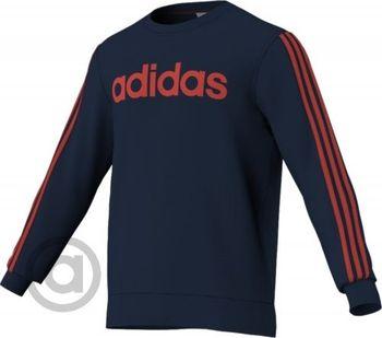 adidas ESS LIN CREW Pánská mikina • Zboží.cz 531f0f93710