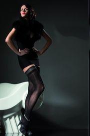 Černé dámské punčochy bez vzoru • Zboží.cz 14474bb371