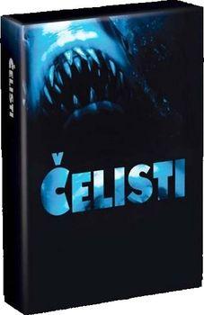 ed407d2f96f DVD Kolekce Čelisti 4 disky od 256 Kč • Zboží.cz