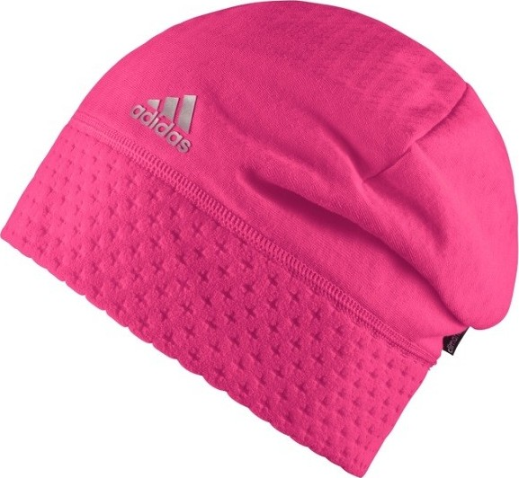 36964124e Čepice Adidas Ch Fleece B pink | Zboží.cz