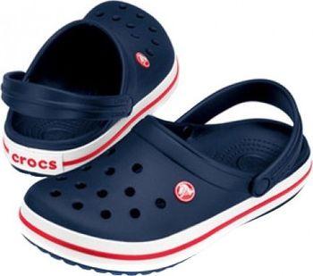 7c710e8c462 Crocs Modré pantofle Crocband Navy 11016-410 47-48 • Zboží.cz