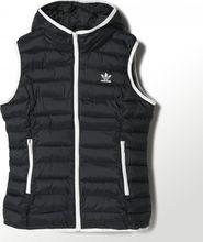 dbd1cb8a0 dámská vesta Adidas originals Slim vest, černá, 40