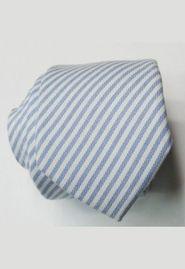 7955573c526 Greg kravata úzká slim 99401 (vázanka světle modrá proužkovaná)