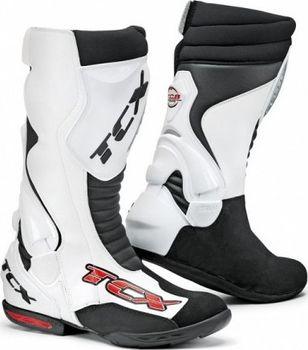 Motocyklové boty TCX TCS SW SPEEDWAY plochá dráha Silniční sportovní obuv  na motocykl dámská. d5bd06037e
