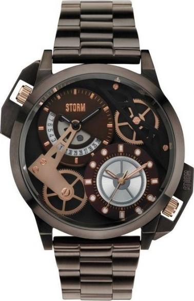 hodinky Storm Dualon Brown d3331cfd84