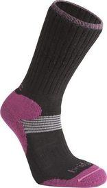 208eb01ab73 dámské ponožky Bridgedale Cross Country Ski Women´s Black S (3-4