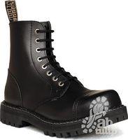 boty Steel 8 dírkové - boty STEEL černé 41 (7) od 1 649 Kč • Zboží.cz 5267550d70
