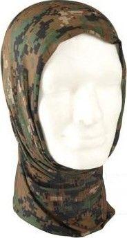 Multifunkční šátek HEADGEAR Mil-Tec® - digital woodland od 80 Kč ... ba0b8f10ca