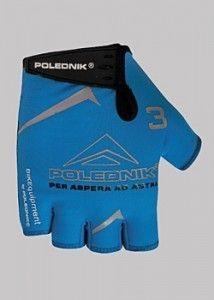 076e3edf05 Letní cyklistické rukavice s gelovým polstrováním a pogumované dlaně.  Zapíníní na suchý zip pro snadné sundavání.