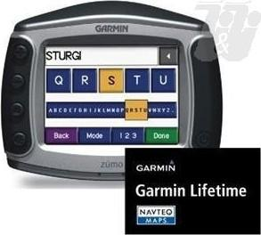 64f019038fd Garmin Zümo 550 Lifetime • Zboží.cz