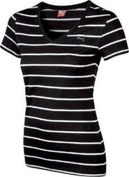 3c2df3911d4 dámské tričko Tričko Puma Ess Striped Tee