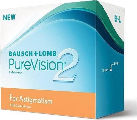 cebb70679 Purevision 2HD for Astigmatism (6 čoček) od 820 Kč | Zboží.cz