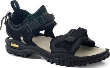 Asolo Scrambler Black Black. Velmi oblíbené trekové sandály ... 95c0188f62