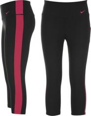 5c707e916727 dámské legíny Nike Tight Poly Pants Ladies Black