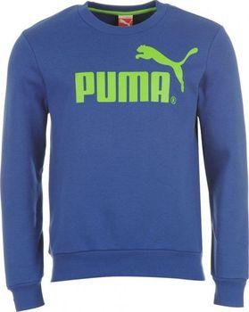 Puma Logo pánská mikina 9a55dcace7
