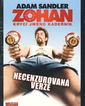 DVD Zohan  Krycí jméno Kadeřník (2008) od 39 Kč • Zboží.cz 63c943f71a5