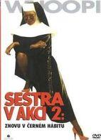 c0ff658a04b1 DVD Sestra v akci 2  Znovu v černém hábitu (1993)