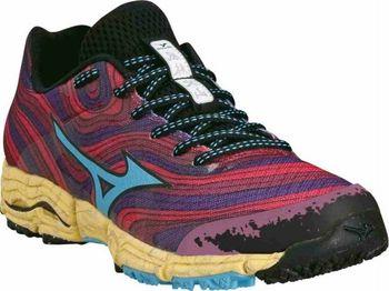 44f893c83b Dámské trialové boty Mizuno Wave Kazan nabízi pocit lehkosti a přirozeného  pohybu