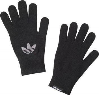 312df25d712 adidas Originals Zimní rukavice AC GLOVES LOGO černé G84842 • Zboží.cz
