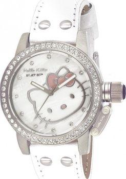 8f56c0e14a5 Jet Set Hello Kitty JHK134-141. Dámské moderní analogové hodinky ...