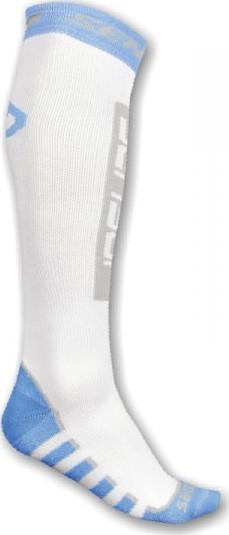 04bd3785130 Ponožky Sensor Ergofit compress bílé modré od 297 Kč • Zboží.cz