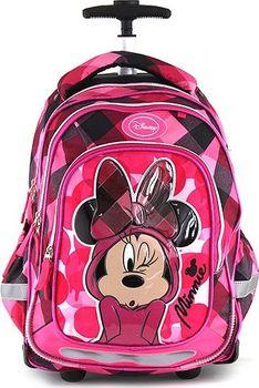 Target Školní batoh na kolečkách 47 × 34 × 20 cm • Zboží.cz b99c96ff24