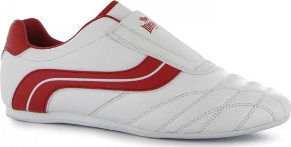 088204f5b Lonsdale Benn Mens Trainers White/Red | Zboží.cz