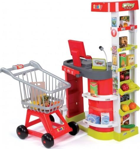 fea8d2cbb Smoby Obchod City Shop od 1 369 Kč | Zboží.cz
