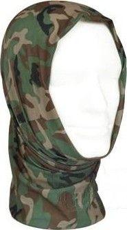 Multifunkční šátek HEADGEAR Mil-Tec® - woodland od 85 Kč • Zboží.cz 47460f9791