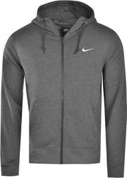 pánská mikina Nike Fundamentals Full Zip Hoody Mens Charcoal 587e0b02dce