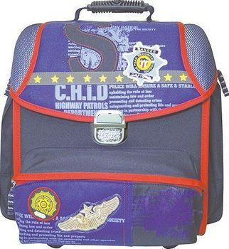 Cool Hobby Fox Co. Školní aktovka 32 × 32 × 16 cm • Zboží.cz 6b89226def