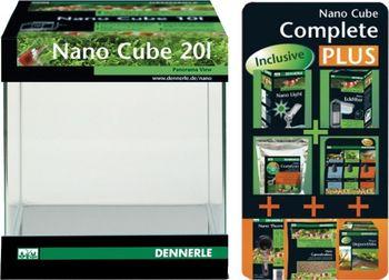 dennerle nano cube complete plus 20 l od 2 573 kč zboží cz