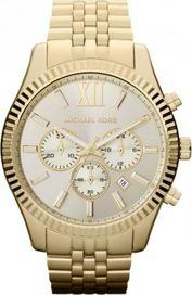 11c3480de3e Pánské hodinky Michael Kors se strojkem Quartz - baterie • Zboží.cz