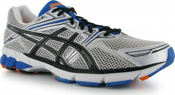 0a1b48385a227 IGS and SpEVA provides superior cushioning and support during your run, as  well as the full laced front secures the foot in place.