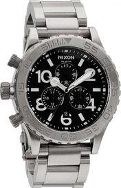 Černé hodinky Nixon • Zboží.cz 2e39b721d00