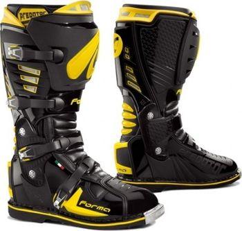 2a8f3282c17 Motokrosové boty Forma Predator žlutá od 9 350 Kč • Zboží.cz