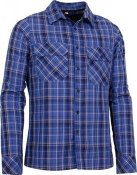 04cded152e4 Pánská flanelová košile NORTHFINDER KO-3011SIII MODRÁ Velikost M ...