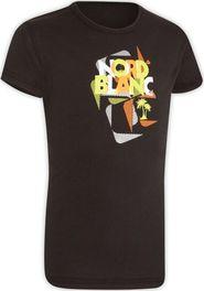 Dívčí trička NORDBLANC NBSKT3185L ČERNÁ 146-176 Velikost 146-152 88c6dd653e